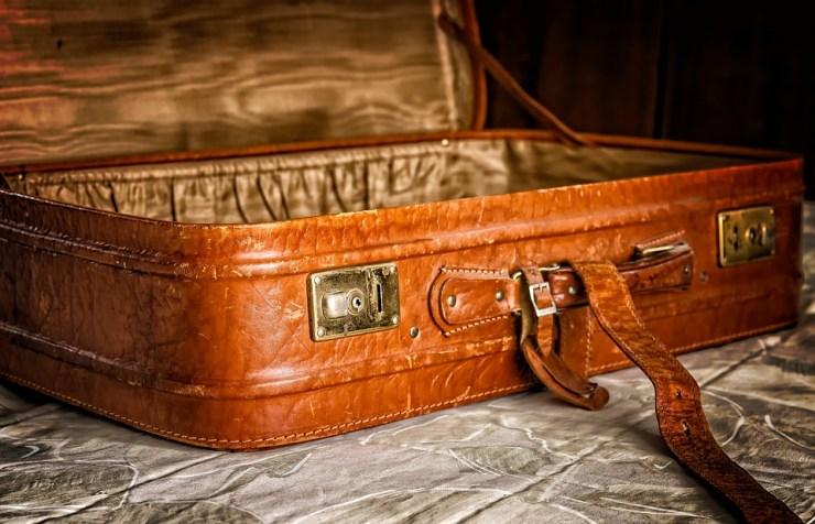 suitcase prompt